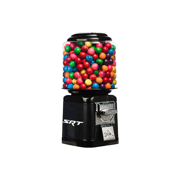 Dodge SRT Bulk Gumball Machine