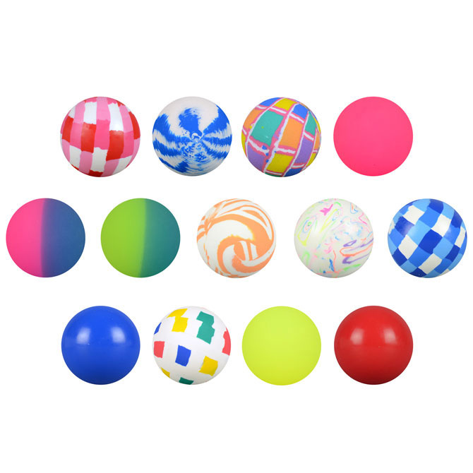 Hi-Bouncing 49mm Vending Bouncy Balls