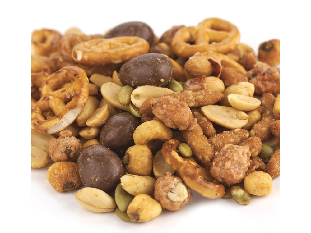 Honey Nut Supreme Bulk Snack Mix (8 lbs)