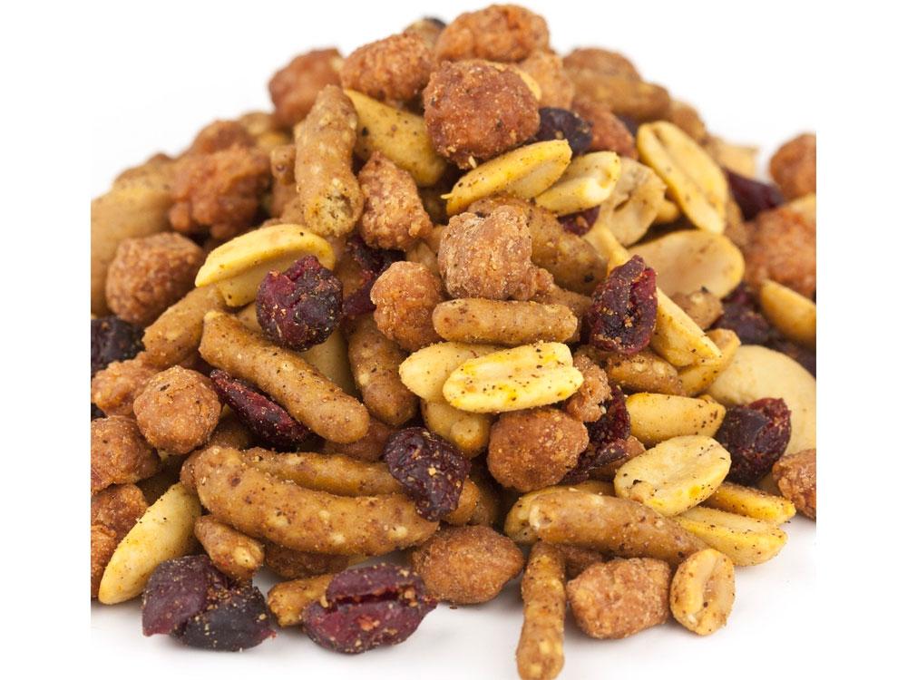 Buy Raspberry Chipotle Bulk Trail Mix 20 Lbs Vending