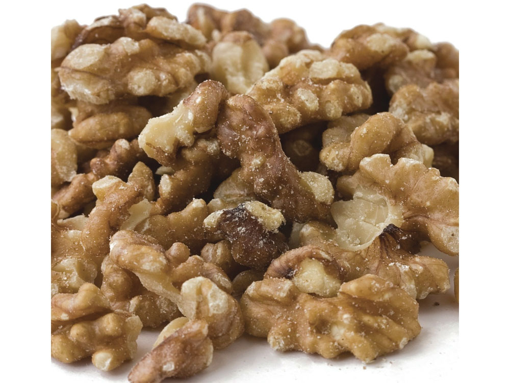 Combo Bulk Walnuts - Halves and Pieces