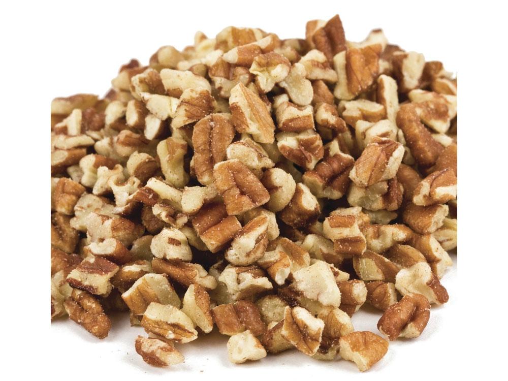 Buy Fancy Medium Bulk Pecan Pieces 30 Lbs Vending