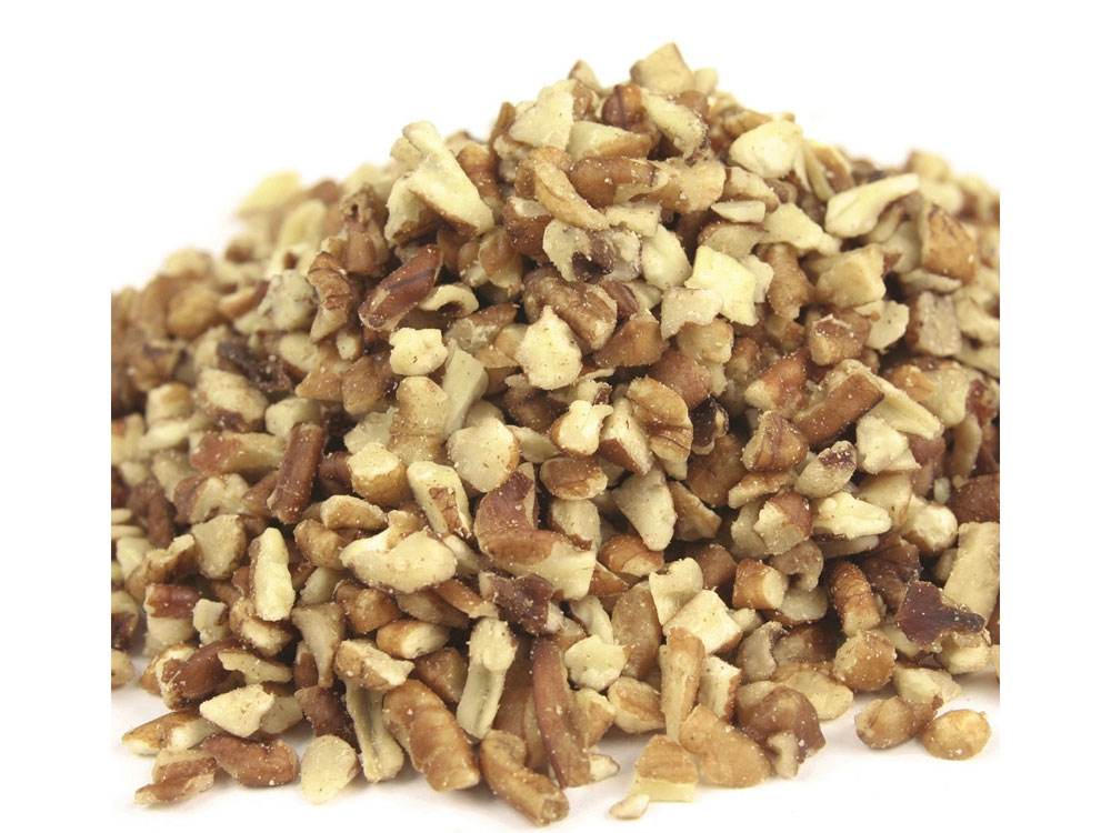 Fancy Small Bulk Pecan Pieces (30 lbs)