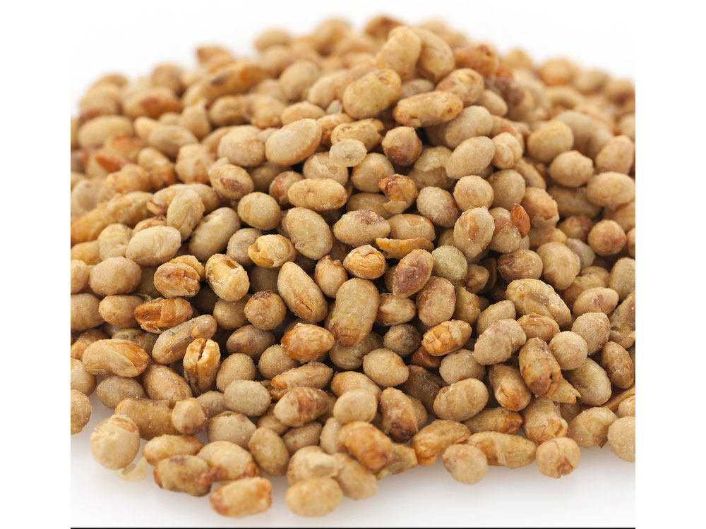 Honey Roasted Bulk Soy Nuts by Sun Gold (35 lbs)