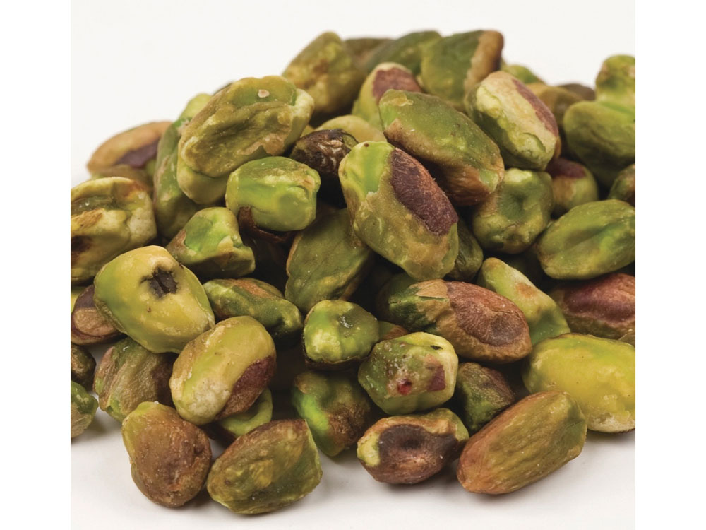 Roasted and Salted Shelled Bulk Pistachios (15 lbs)