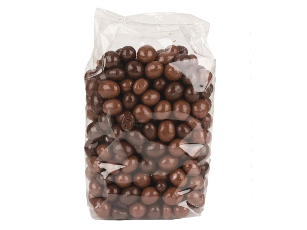 Dark and Milk Chocolate Covered Packaged Coffee Beans