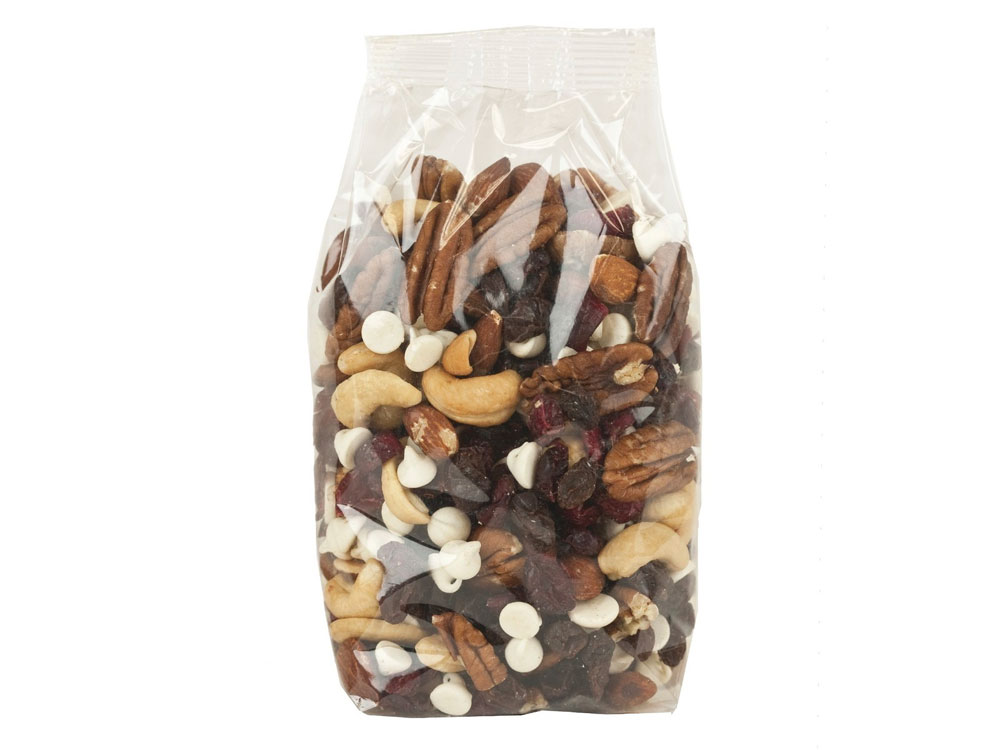 Raspberry Nut Supreme Packaged Snack Mix