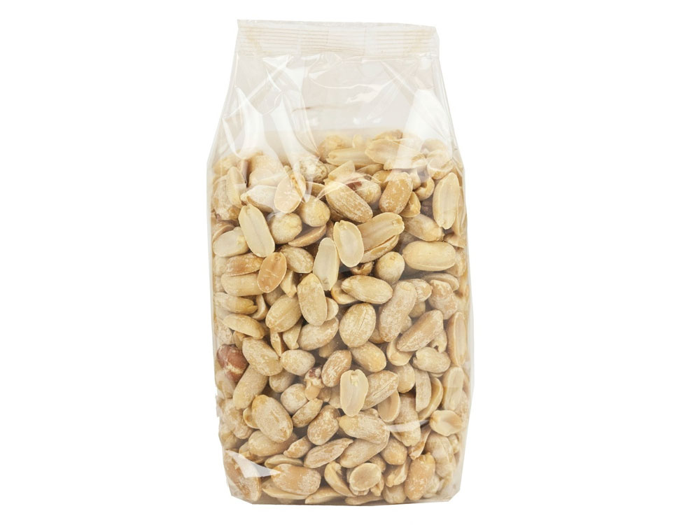 Roasted and Salted Extra Large Packaged Virginia Peanuts