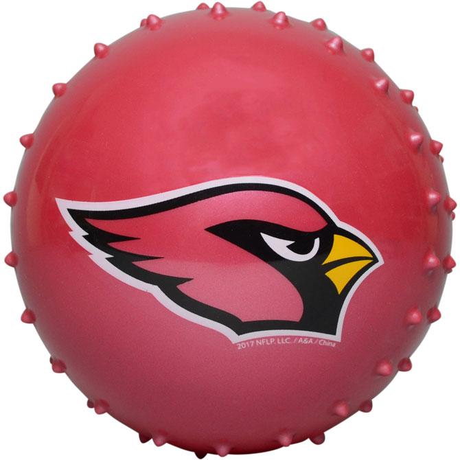 b47c426f Arizona Cardinals NFL 5 inch Knobby Balls (100 ct)