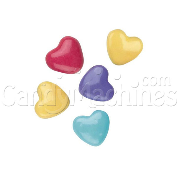 Pastel Hearts Candy By The Pound
