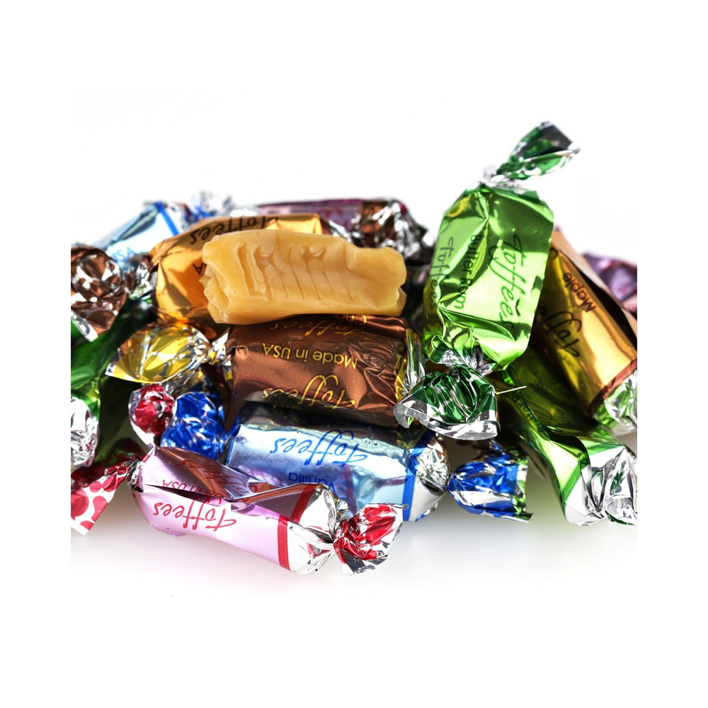 Assorted Toffees Bulk Candy (30 lbs)