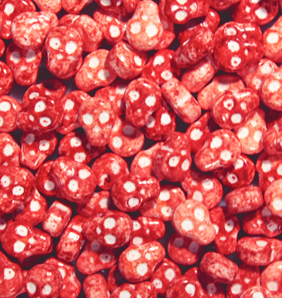 Bloody Skulls Candy By The Pound
