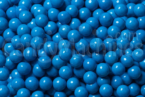 Blue Sixlets Candy Coated Chocolate Balls