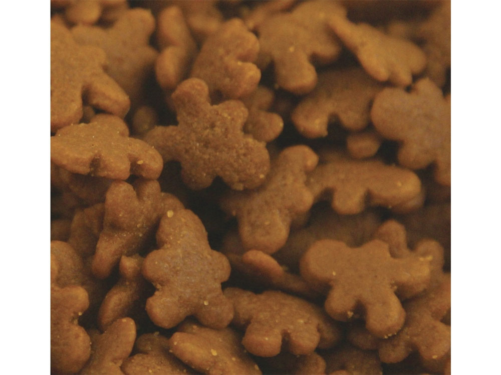 Gingerbread Men Shape Bulk Sprinkles 5 Lbs