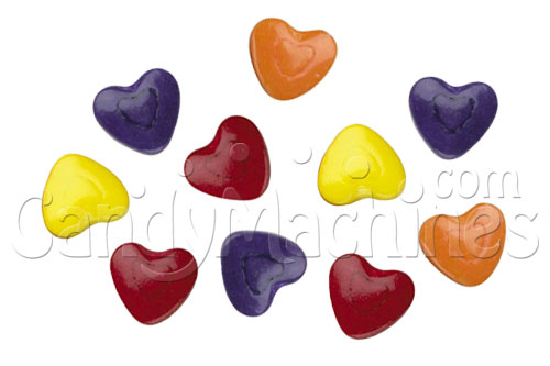 Crazy Hearts Candy By The Pound