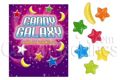 Candy Galaxy Bulk Vending Candy - 15 lbs