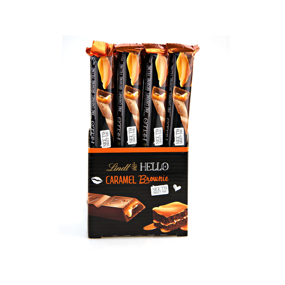 Caramel Brownie Hello Sticks (24 ct)