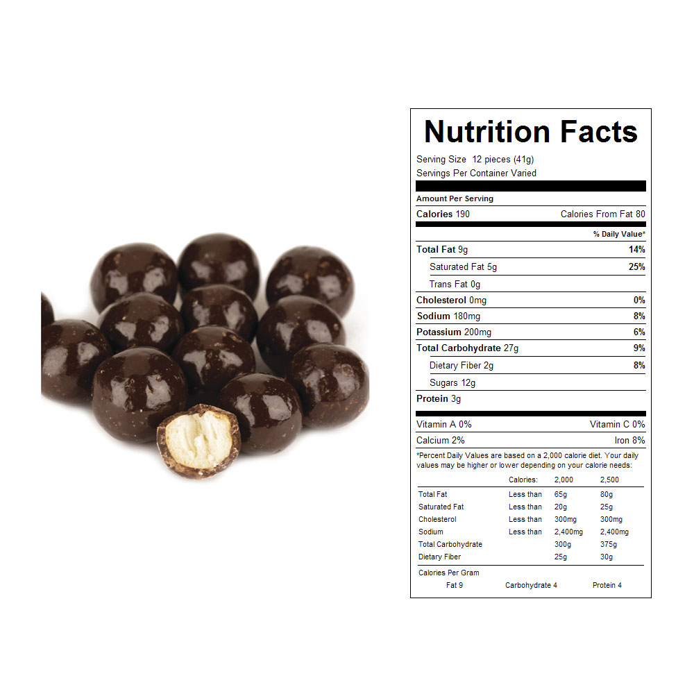 Dark Chocolate Round Pretzels Bulk Candy (15 lbs)