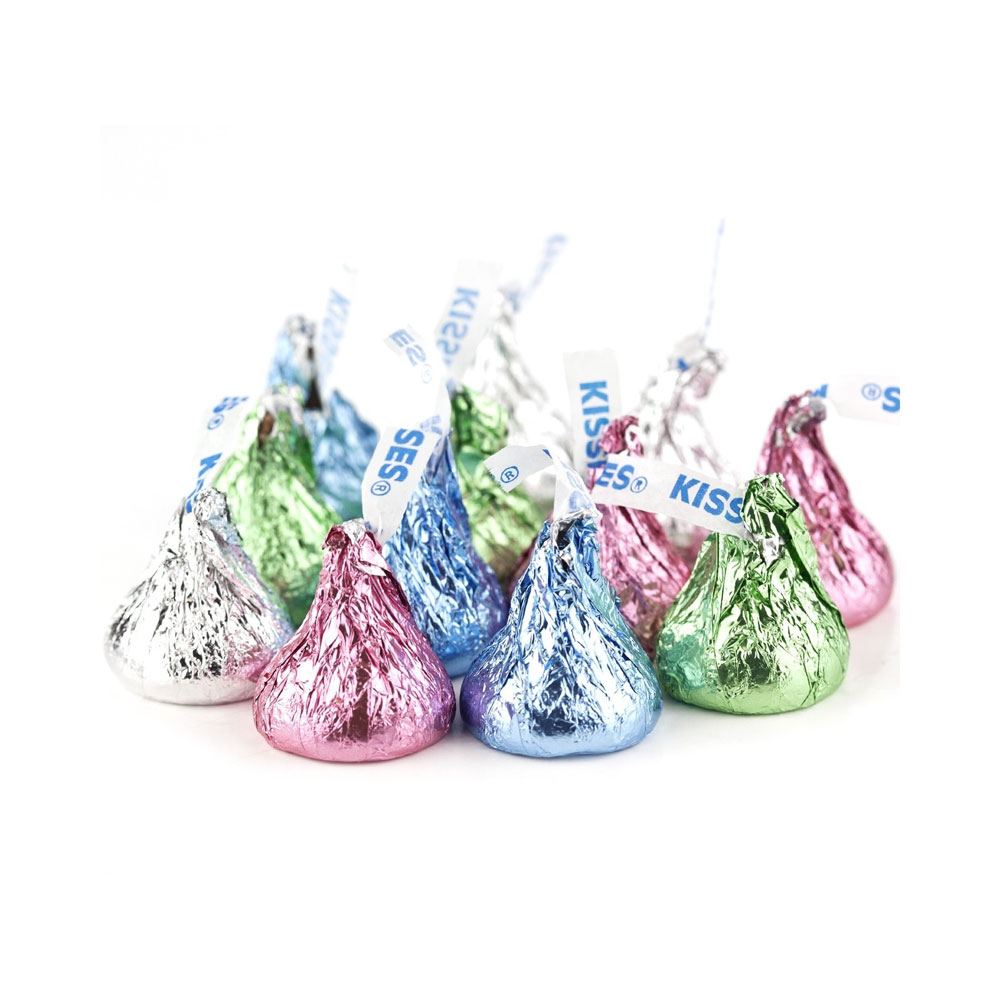 Easter Hershey's Kisses Bulk Candy (25 lbs)