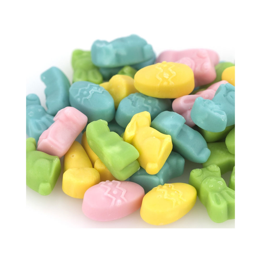 Easter Mello Creme Mix Bulk Candy (30 lbs)