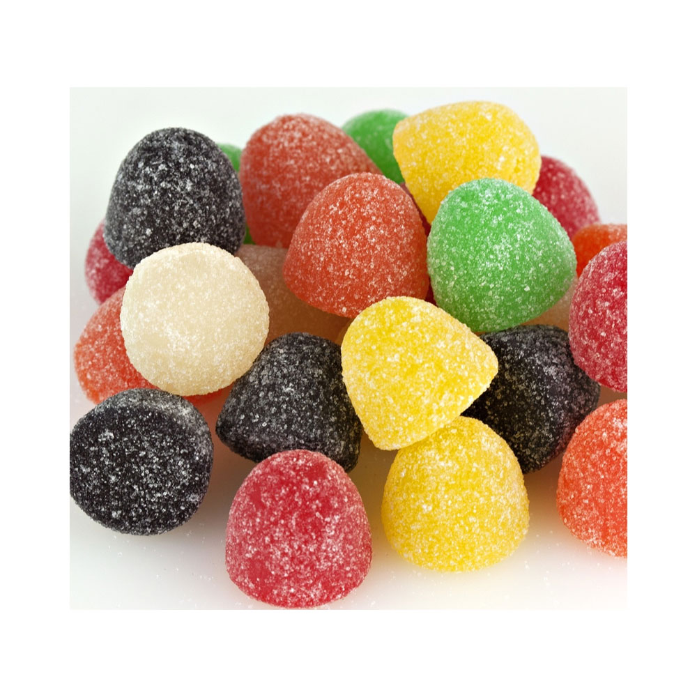 Assorted Giant Gum Drops Bulk Candy (30 lbs)