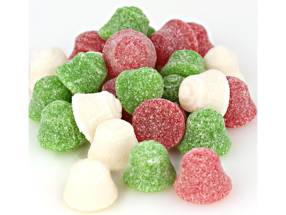 Holiday Bells Bulk Candy