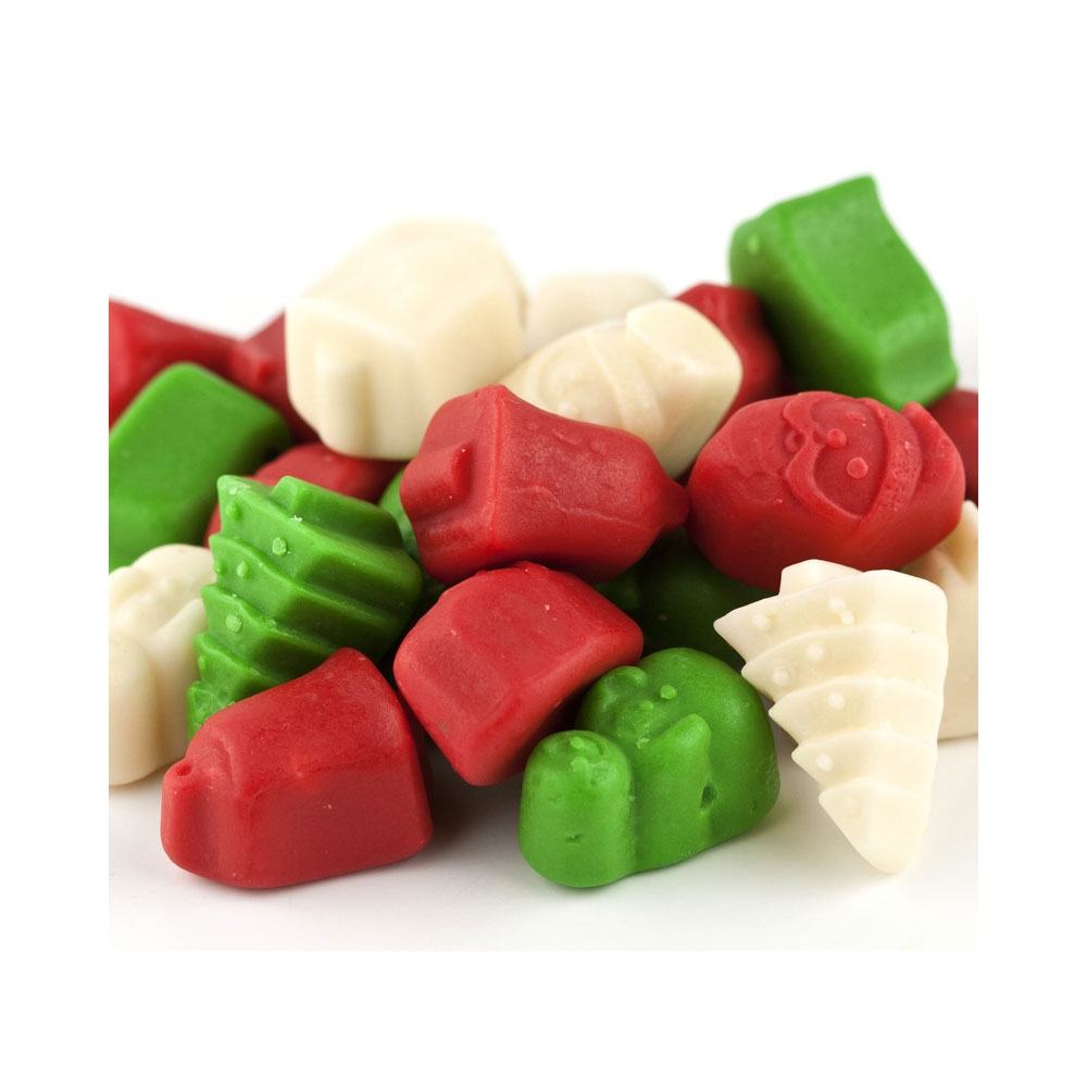 Holiday Mello Cremes Bulk Candy (30 lbs)