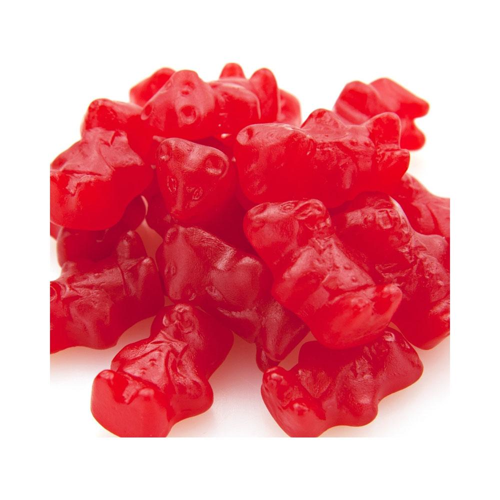 Buy Juju Cinnamon Bears Bulk Candy 31 Lbs Vending
