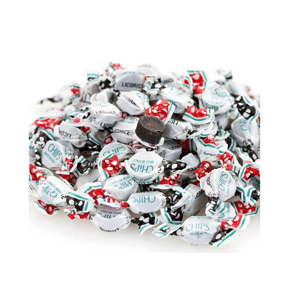 Licorice Mints in Bulk (54.5 oz)
