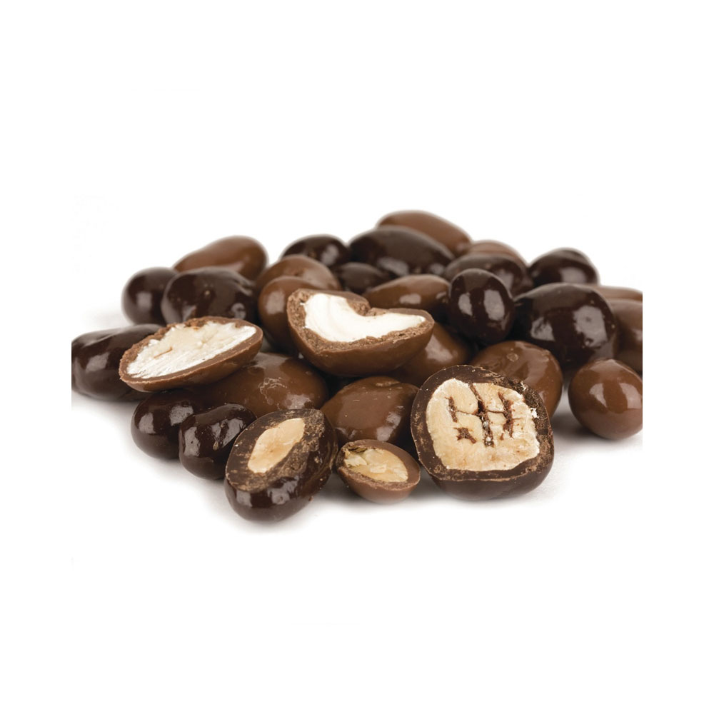 Milk and Dark Chocolate Mixed Nuts Bulk Candy (10 lbs)