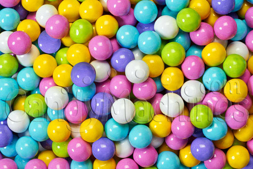 Pastel Sixlets Candy Coated Chocolate Balls