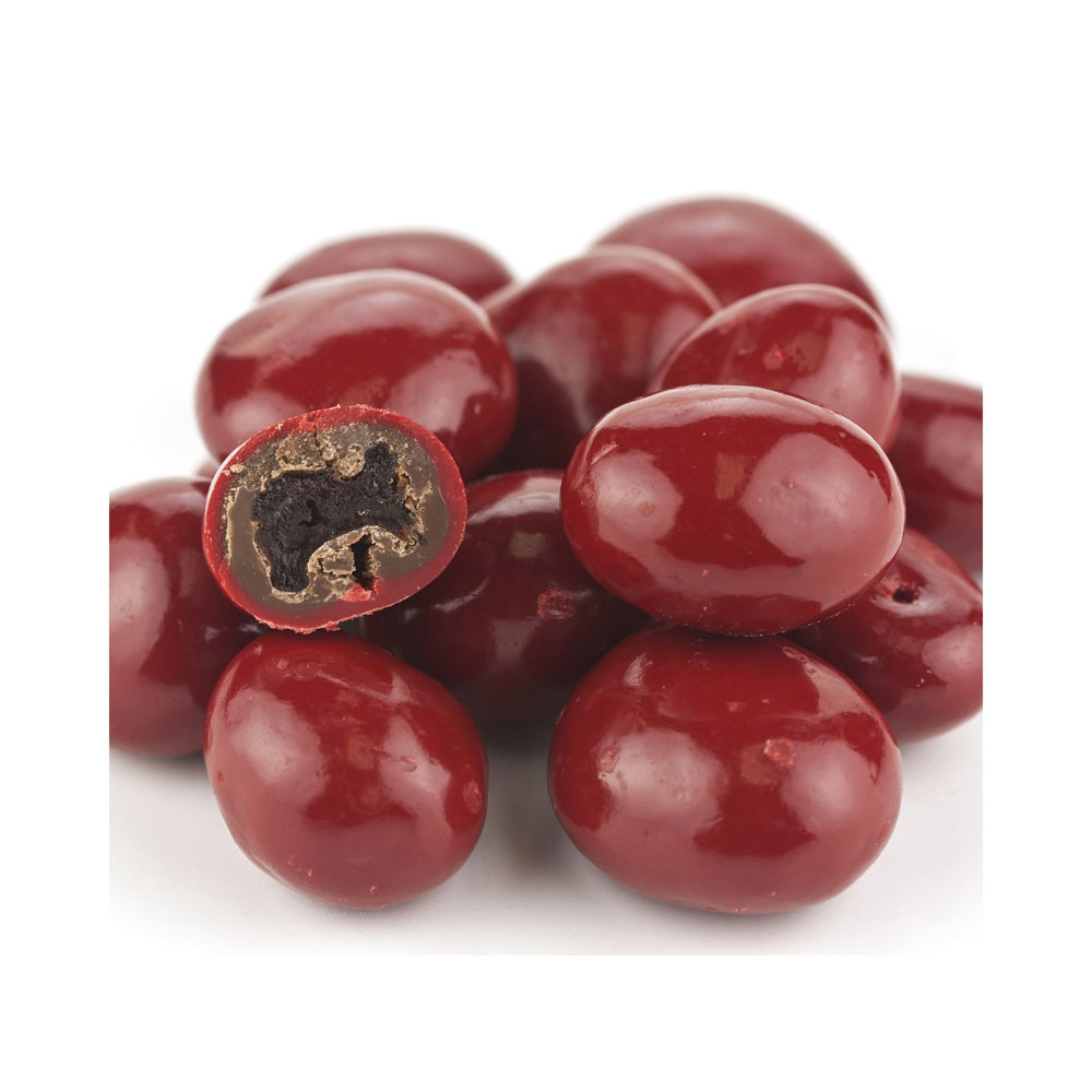 Red Chocolate Cherries Bulk Candy (10 lbs)