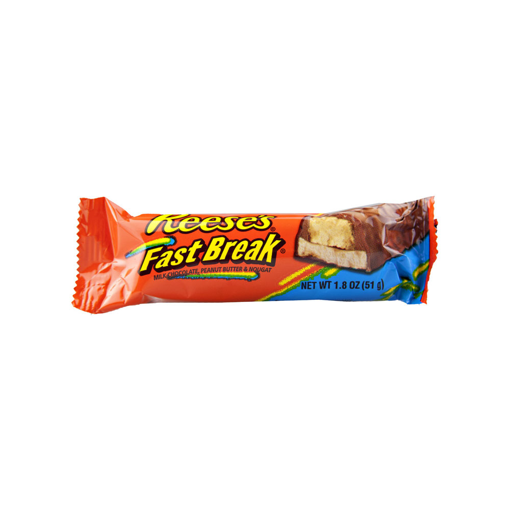 Reese's Fast Break Candy Bars (18 ct)