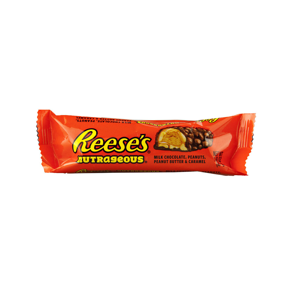 Reese's Nutrageous Candy Bars (18 ct)
