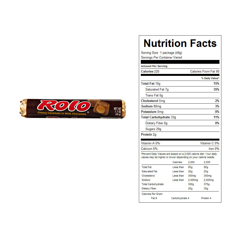 Rolo Chocolate Candies (36 ct)