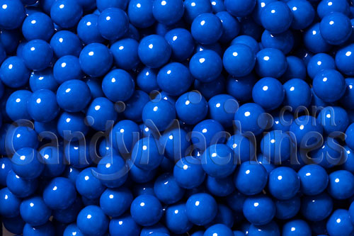 Royal Blue Sixlets Candy Coated Chocolate Balls