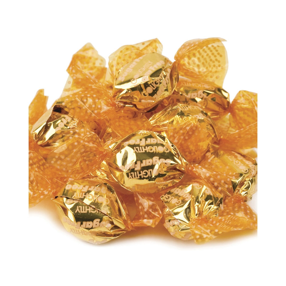 Sugar Free, Butterscotch Candies Bulk Candy (5 lbs)