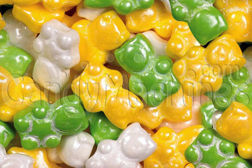 Shimmer Teddy Bears Sweet Shapes Candy By The Pound