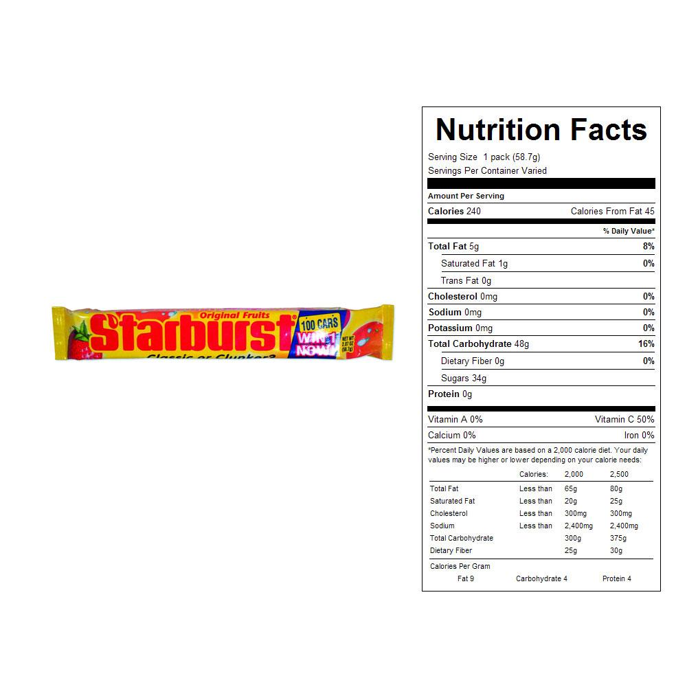 Starburst Information