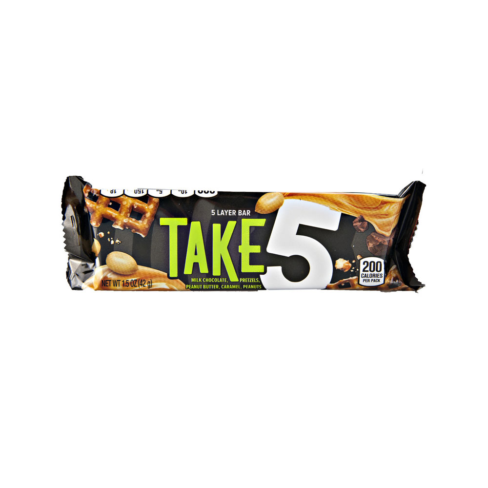 Take 5 Candy Bars (18 ct)
