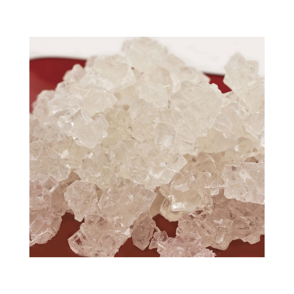 White Rock Candy On A String Bulk Candy (5 lbs)