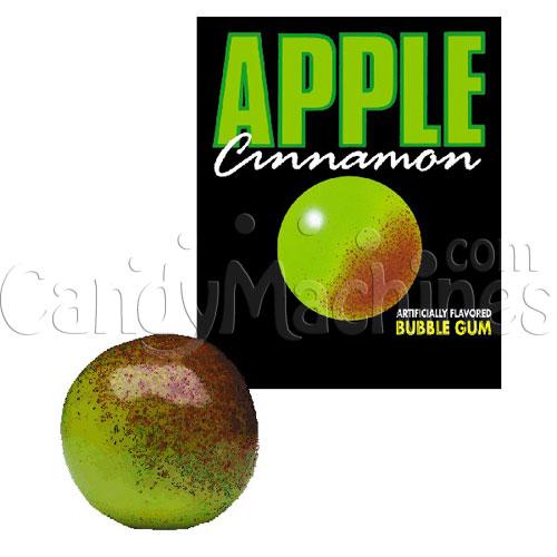 Apple Cinnamon Gumballs - Click Here To Buy!