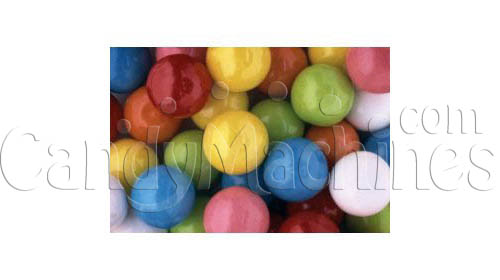 Bulk Vending Assorted Gumballs - 850 count