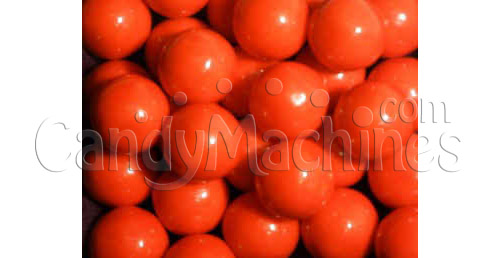 Bulk Vending Really!! Intense Cherry Gourmet Gumballs - 850 ct.