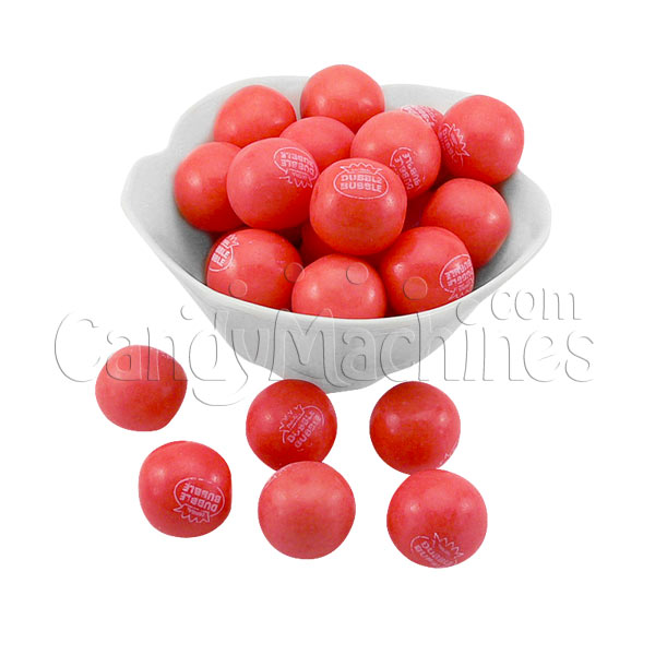 Bulk Vending Strawberry Banana Gourmet Flavored Gumballs - 850 ct.