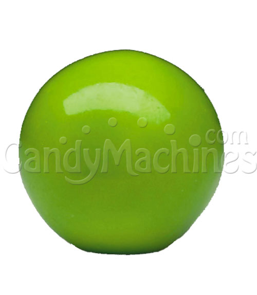 Bulk Vending Granny Green Apple Gumballs - 1080 ct.