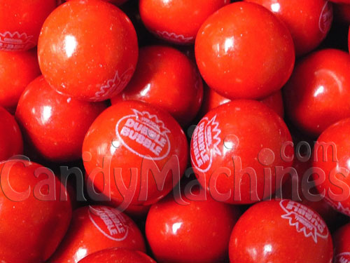 Hot Chew Cinnamon Gumballs By The Pound