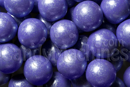 Small Shimmer Lavender Gumballs