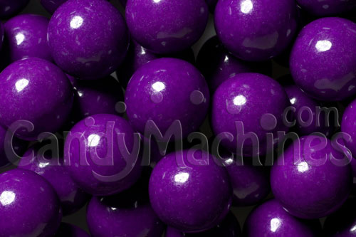 Purple Premium Gumballs by the Pound