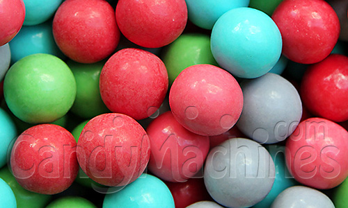 Sour Cotton Candy Gumballs By The Pound
